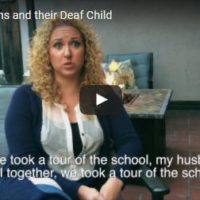 Hearing Parents Share About Their Experience with ASL